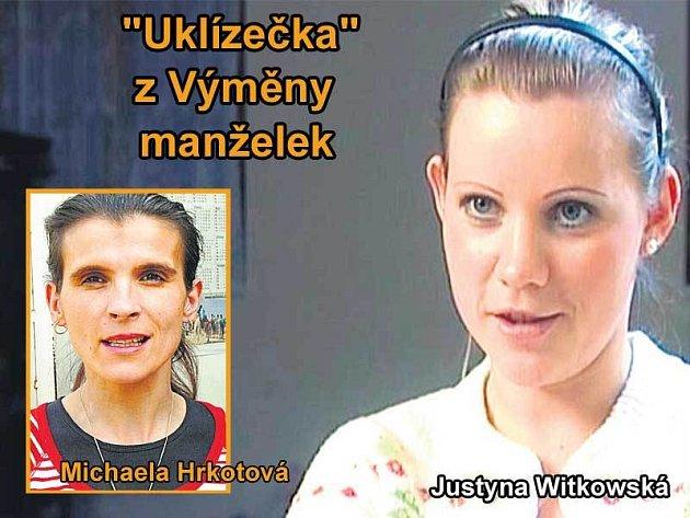 Michaela Hrokotová nemohla Patriku Líbalovi ještě včera přijít na jmého.