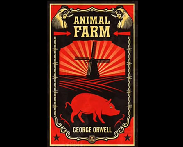 George Orwell - Farma zvířat