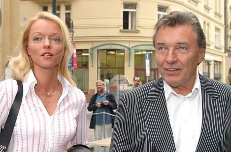 Dominika Gottová Karel Gott