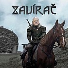 O tom, že si Zavírač za tebou mrtvých lán Geralt Bílý vlk Nocí větrem hnán.