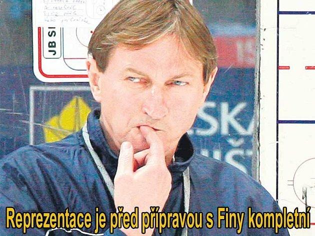 Kouč Hadamczik je nervózní zejména ze složení obrany.