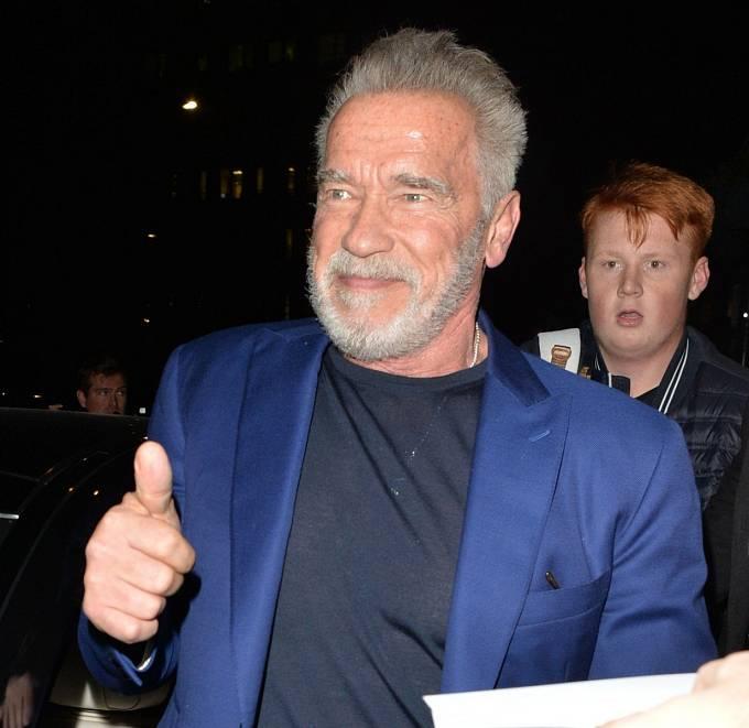 Arnold Schwarzenegger vypadá pořád dobře!