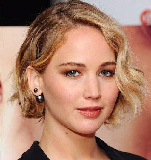 Na pátém místě je Jennifer Lawrence.
