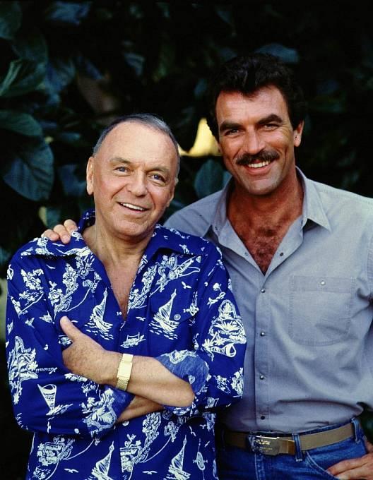 S Tomem Selleckem si zahrál v seriálu Magnum.