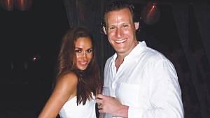 Meghan Markle a její bývalý manžel Trevor Engelson