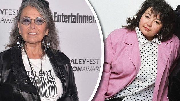 Roseanne Barr shodila téměř metrák...