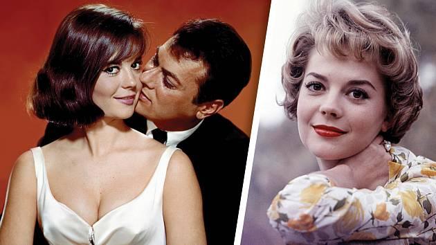 STonym Curtisem vkomedii Sex and the Single Girl (1964)