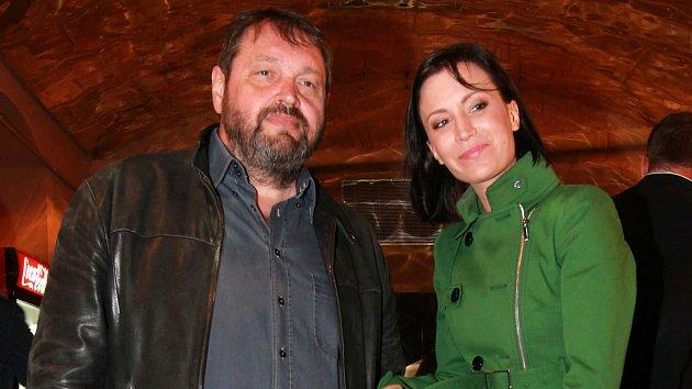Josef Kokta a Gábina Partyšová mají po rozvodu zcela jiné životní dráhy.