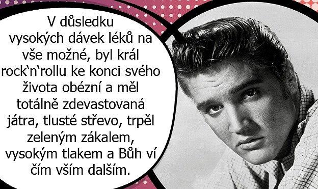 Jak to bylo doopravdy sodchodem Elvise Presleyho?