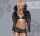 Britney Spears byla svého času královna polonahých fotek. Na albu ke svým největším hitům svůdně ukazuje břicho a kraťasy jí kloužou z boků.