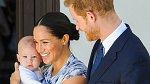 Britský premiér Boris Johnson popřál Harrymu a Meghan šťastnou budoucnost.
