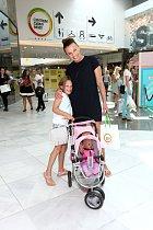 Alice Bendová si udělala krásný den s dcerou Aličkou.
