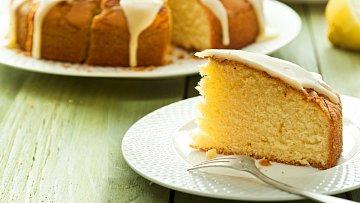Citronový koláč, osvěžující jarní zákusek