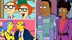 Proč v Simpsonovech a Griffinových vypadají manželé jako dvojčata?