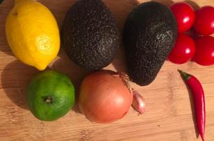 Tohle vám stačí na to nejlepší guacamole