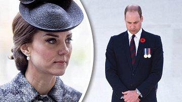 Kate přestala mít s manželem slitování.