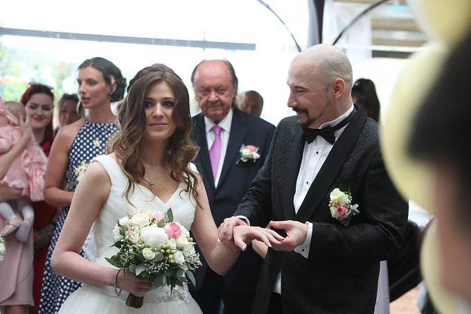Svatbě se dlouhé roky Matuš bránil.