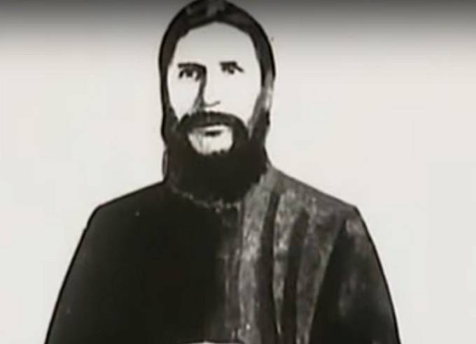 Busta Rasputina.