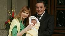 Vztah se ještě prohloubil po narození dcery Charlotte.