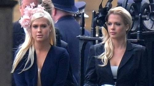 Lady Amelia a Lady Eliza Spencer