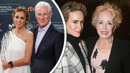 Hollywoodské páry a věkové rozdíly