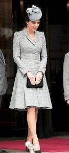 Kate a William na veřejnosti