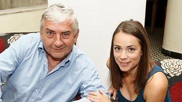 Miroslav Donutil a Gabriela Marcinková