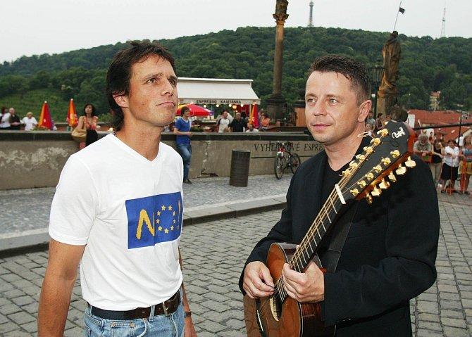 Poznali jste vedle Petra Muka Janka Ledeckého?