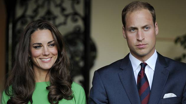 Kate Middleton a princ William
