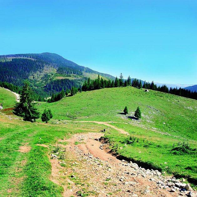 Rumunsko. Ilustrační foto