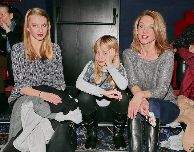 Herečka Sabina Laurinová si porodila svůj vlastní klon.
