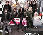 Iva hrála i v muzikálu Addamsova rodina.