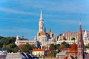 V Budapešti je spoustu krásných míst k vidění.