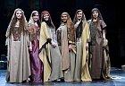 Kostýmy z muzikálu Sibyla, královna ze Sáby