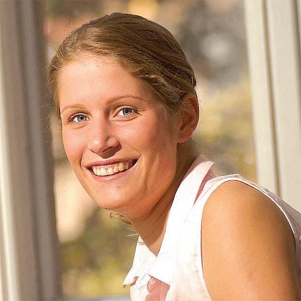 Mladá, krásná, úspěšná, ale hlavně pořád samý smích. Taková je Linda Vavříková.