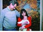 Malá Kačenka si otce moc neužila. Více než jí se věnoval politice.