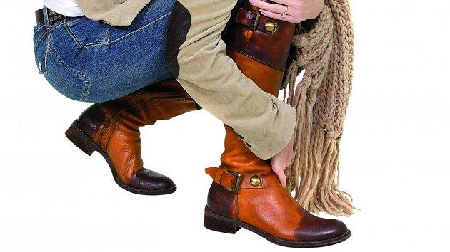 Výběr bot pro podzimní dny plných plískanic a deště nemusí být žádná věda.