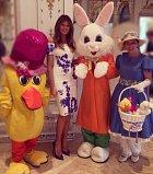 Velikonoční oslava podle Melanie Trump.