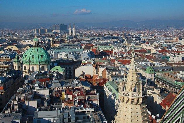 Ve Vídni si zábavu najde naprosto každý.