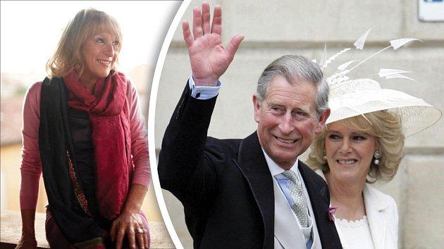 Charles měl pletky se ženou, kterou mnozí označují za mladší verzi jeho manželky Camilly.