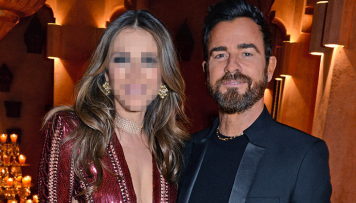 Justin Theroux a Elizabeth Hurley