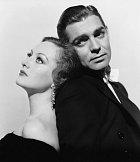 S Joan Crawfordovou ve filmu Possessed (1931)
