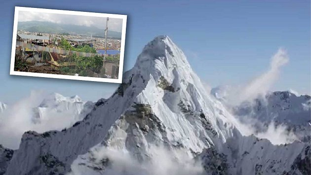 Himaláje bez zimy a námahy? S tímhle videem si je vychutnáte, jako byste tam byli.