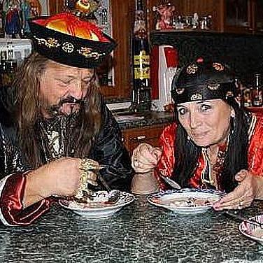 Pan Joo a jeho žena