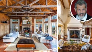 Luxusní vila Mela Gibsona s ohromujícím pozemkem