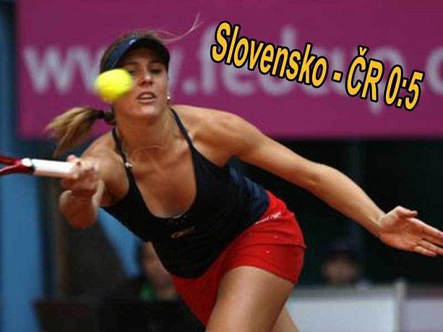 Byly to sice nervy, ale nakonec Nicol Vaidišová oba dva své zápasy vyhrála.