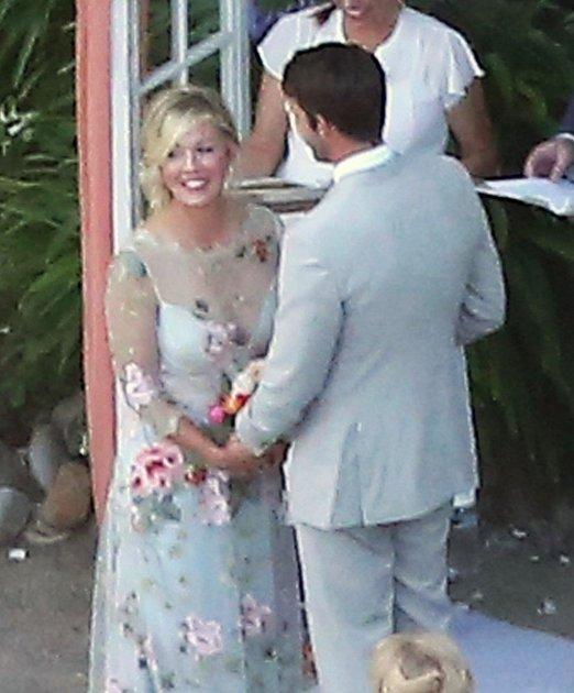 Jennie Garth a její svatba sDavem Abramsem