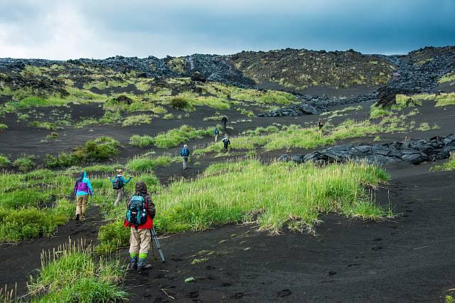 Při trecích tu turisté nachodí desítky kilometrů po svých!