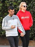 Joe Jonas a Sophie Turner