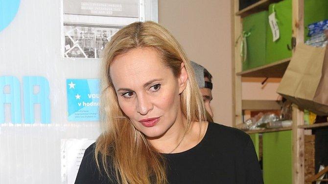 Monika Absolonová problémy ve vztahu tajila.